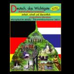 Deutsch Thai Bildwörterbuch, Deutsch, das Wichtigste